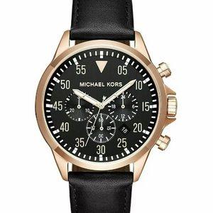 NIB Michael Kors Men's Gage Chronograph Watch